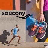 Коллекция кроссовок Saucony